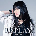 織田かおり「THE BEST -REPLAY-」